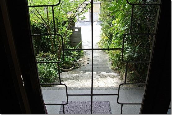 花野季の玄関