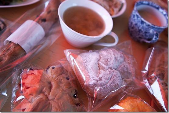 パン工房 ノーミ 糸島店をグローウェルカフェに持ち込んで