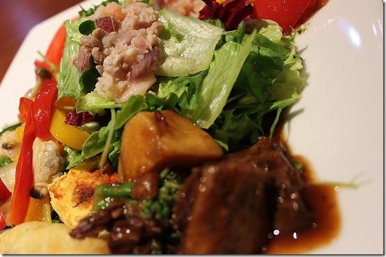 木の葉モール ワールドバイキングAlettaの料理