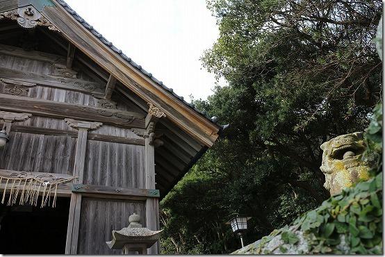 芥屋大門 大祖神社の社
