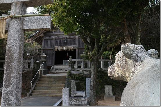 芥屋大門 大祖神社