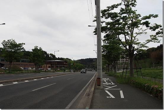 九州大学伊都キャンパスのイタリアンレストランへ(駐車場編)