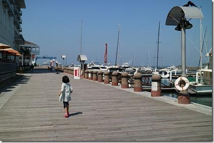 マリノアシティの遊覧船で海から福岡ドームや福岡タワーを遊覧