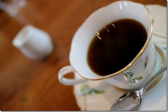 三和珈琲館のコーヒー モカマタリ