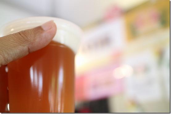 百道 地ビールフェア あまおうのビール