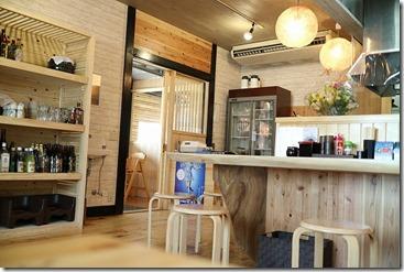 野方 麺屋台 樹の店内