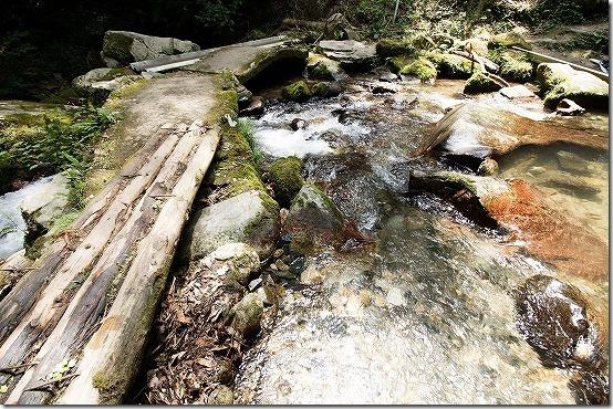 野河内渓谷で水遊びと散策(福岡市早良区)