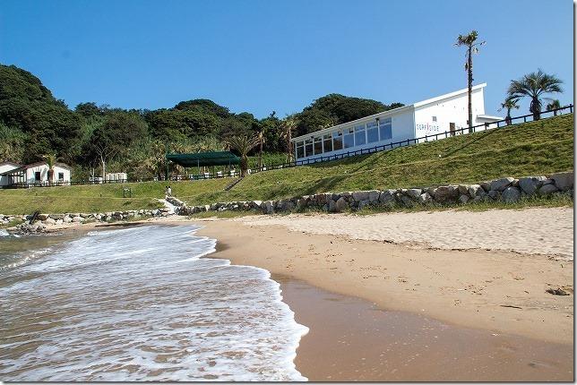 二見ヶ浦の新しいカフェ SURF SIDE CAFE