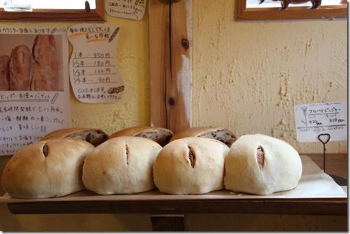 今宿海岸 ヒッポー製パン所のパン