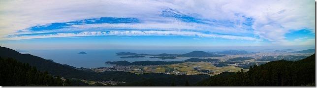 糸島 いきさん展望台