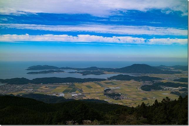 白糸の滝から糸島 展望台巡り