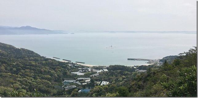 糸島 立石山から福の浦漁港