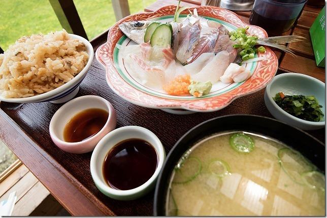 糸島で安くお得な定食屋と果物・野菜・鮮魚購入