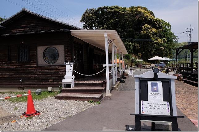 糸島のおしゃれなカフェ カフェカラフル(糸島市志摩)