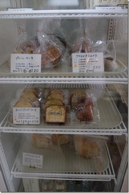 糸島深江にある「SANA」のケーキ