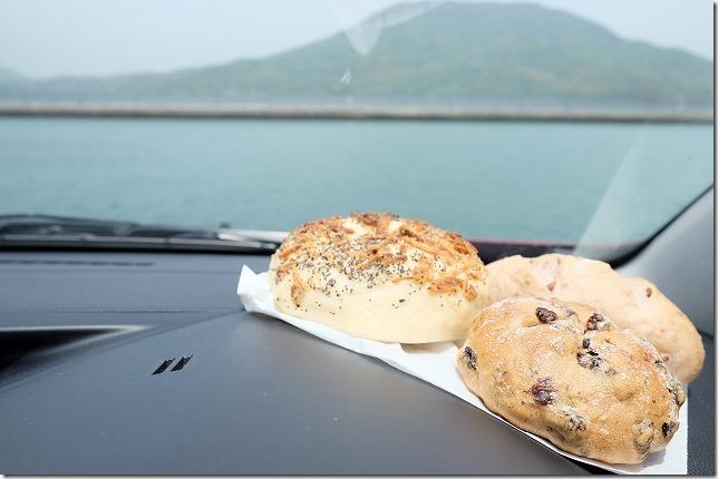 糸島深江にある「SANA」のパン&ベーグル