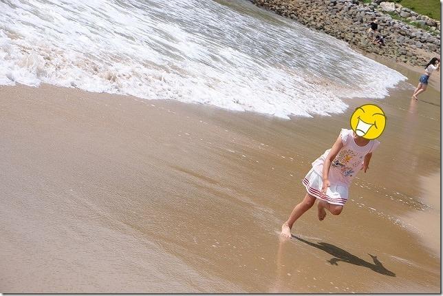 糸島の海(二見ヶ浦)