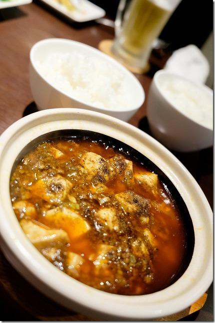 周船寺、蓮華の麻婆豆腐