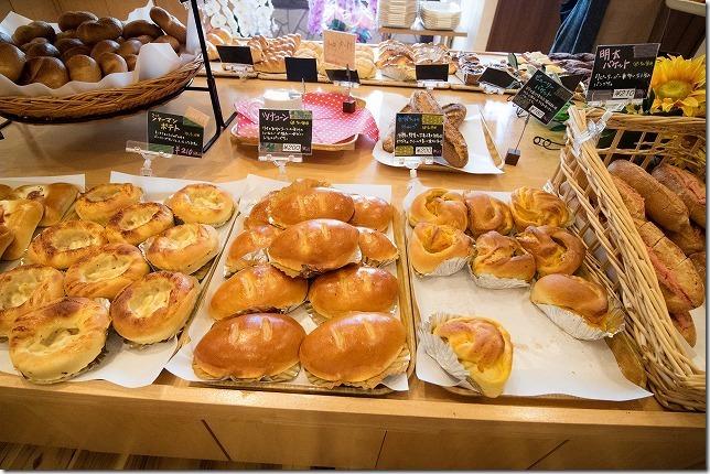 パン工房「ゾンネン ブルーメ」のパンの種類