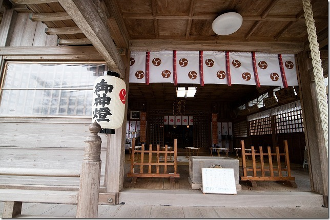 糸島、白山神社