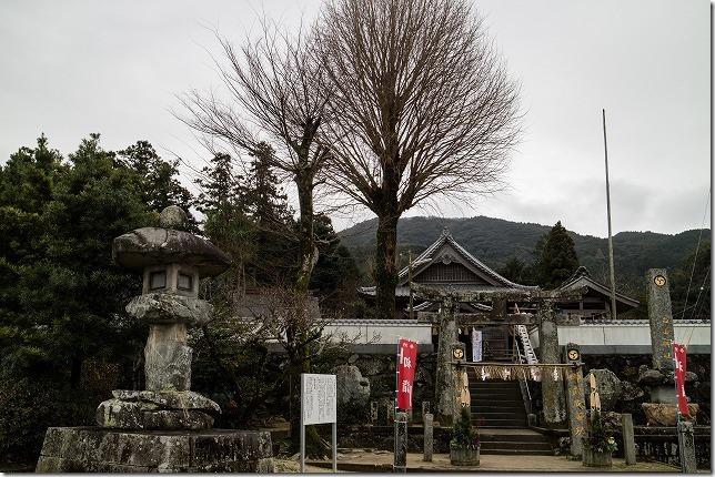 糸島 縁結びの神様 白山神社へ参拝(糸島市二丈)