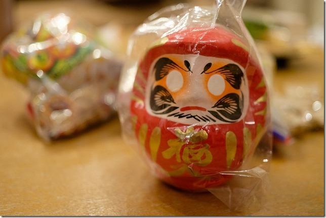 福岡飯盛神社の節分祭の景品