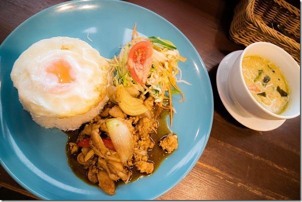 糸島深江タイ料理ドゥワンチャンのランチセット