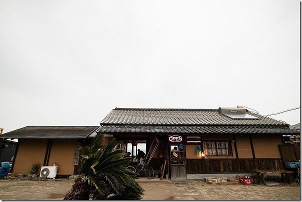 糸島深江タイ料理ドゥワンチャンの古民家