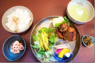 ジャム cafe 可鈴でランチ&デザート(糸島市加布里)