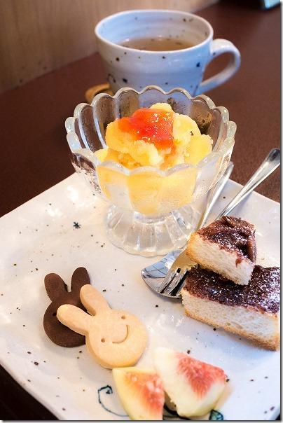 ジャムcafe可鈴のデザート
