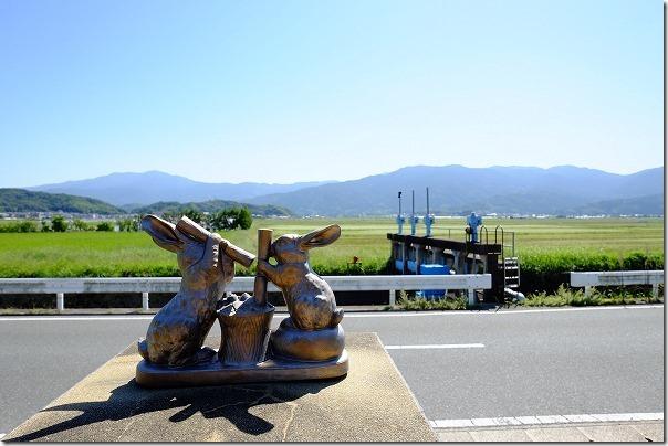 糸島カフェ月うさぎ