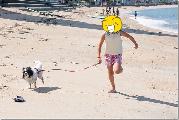今宿海岸(長垂海浜公園)を散歩