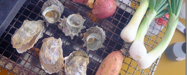 糸島 牡蠣小屋