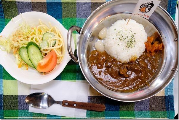 糸島まんまる食堂の糸島カレー
