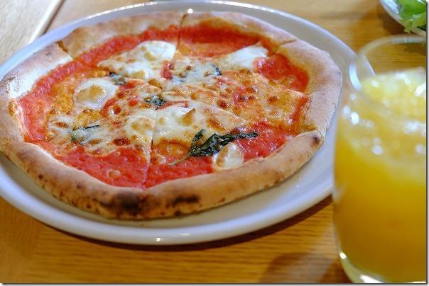 糸島イトリーイト(ITRI ITO)のピザ