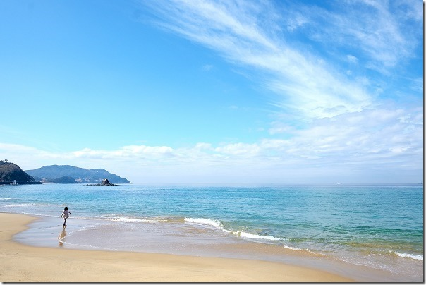 パームビーチ(PALM BEACH)の砂浜
