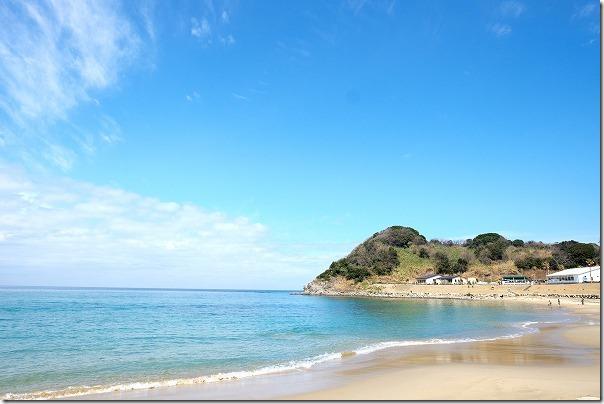 糸島パームビーチ(PALM BEACH)の波平