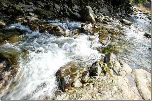 室見川の上流になる支流の椎原川