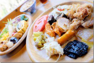 早良区のバイキングレストラン 農(みのり)