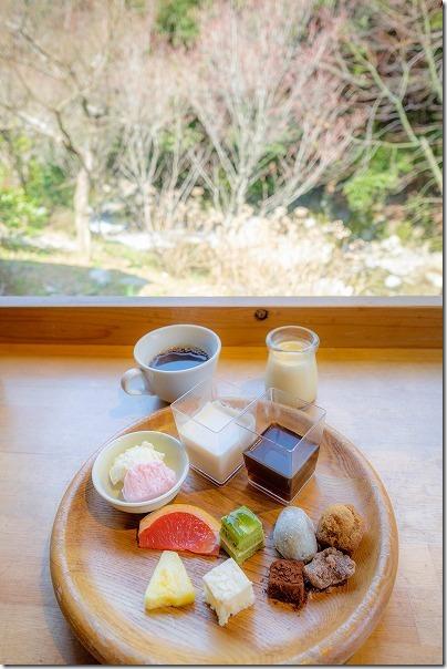 バイキングレストラン,農(みのり)のデザート