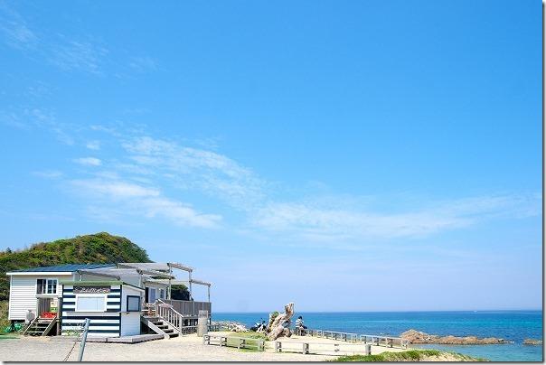 糸島の海とTIME