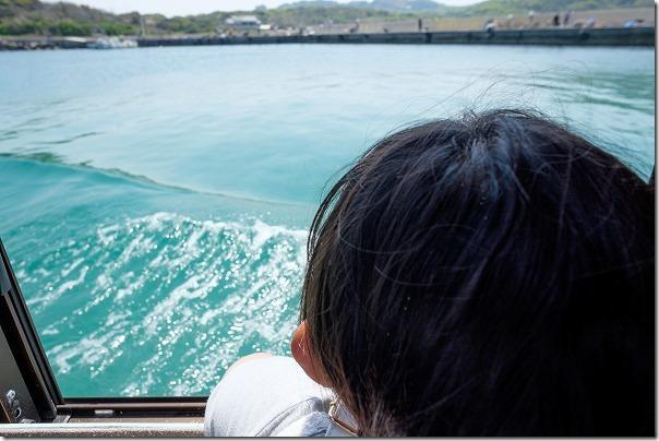 糸島、芥屋大門遊覧船