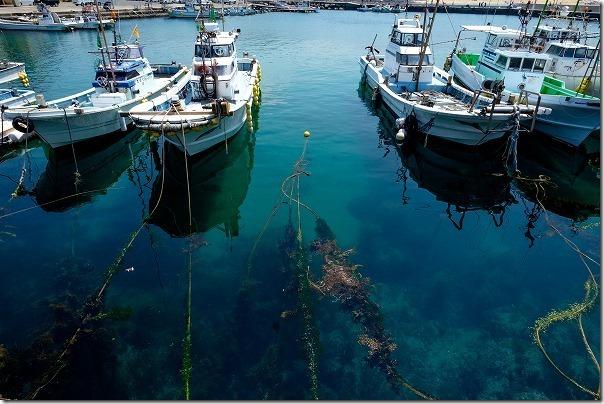 糸島、芥屋漁港