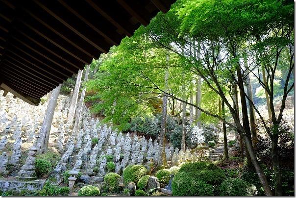 雷山千如寺,大悲王院の五百羅漢