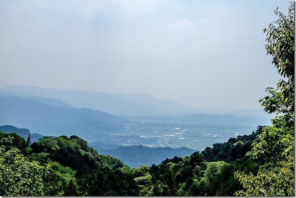 糸島眺台に到着