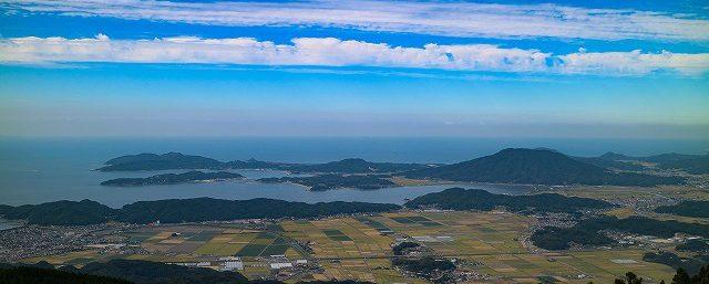 糸島展望台