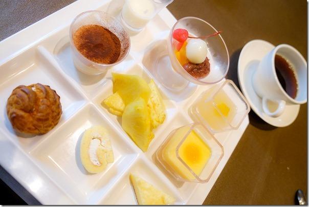 糸島、太陽の皿のランチビュッフェのデザート