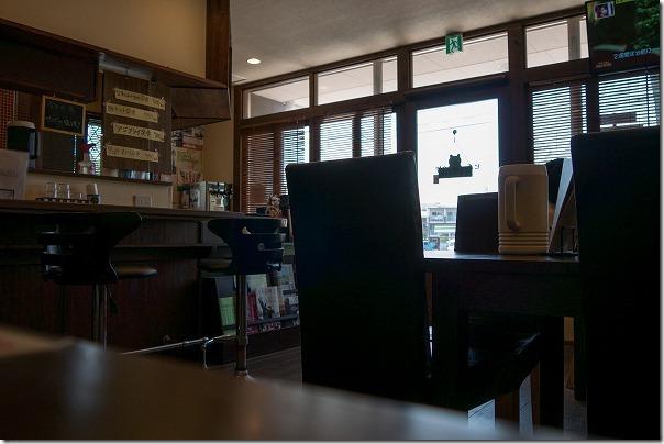 糸島,ビバーチェ食堂,店内