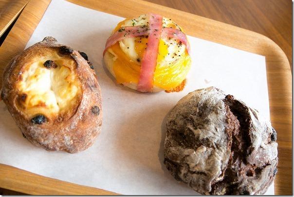 糸島NOANのパン