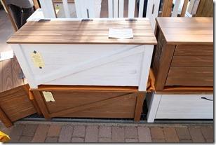 糸島ハンドメイドフェスティバルの木工家具